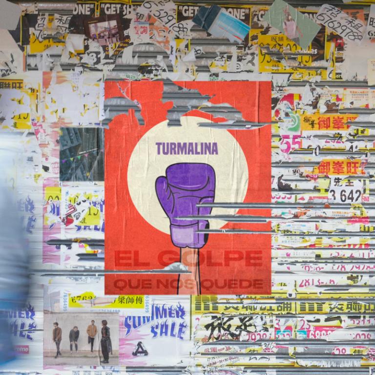 Turmalina estrena EP y anuncia concierto