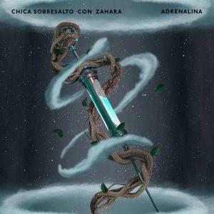 Chica Sobresalto y Zahara hacen magia en «Adrenalina»