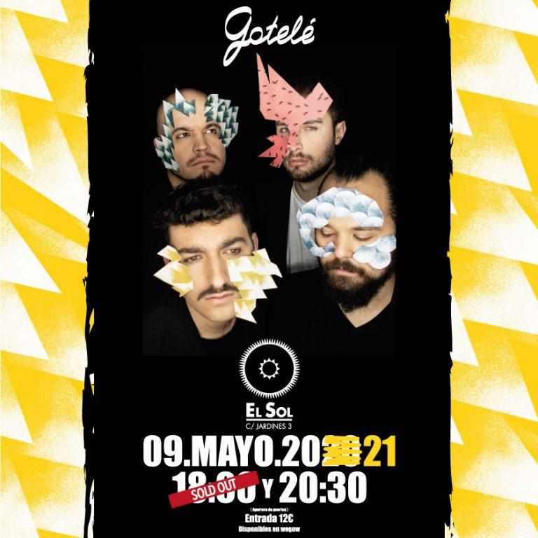 Gotelé: La banda abulense publica su nuevo disco, 'Alebrijes'