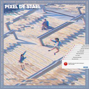 Pixel de Stael