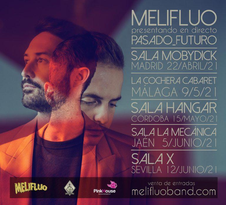 MELIFLUO publican «Pasado_Futuro» y anuncian gira