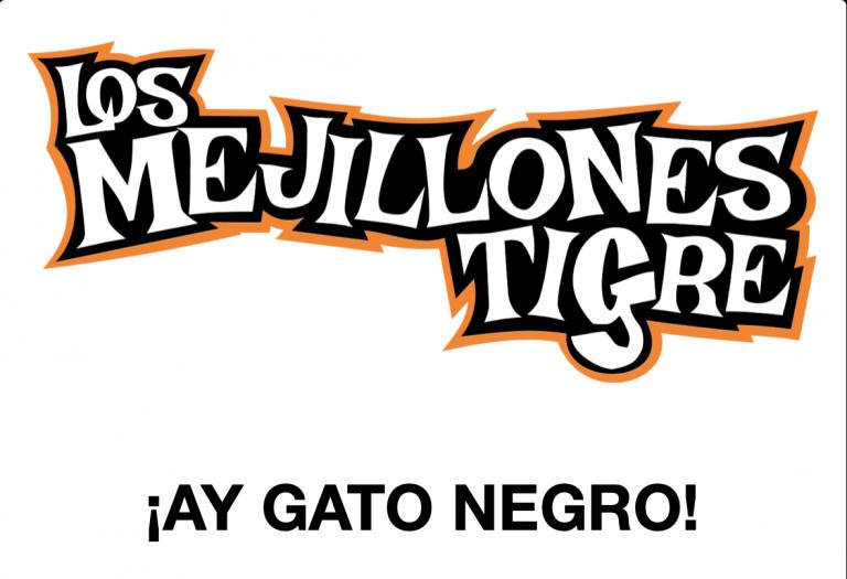 «El Gato Negro», nueva cumbia psicodélica de Los Mejillones Tigre.