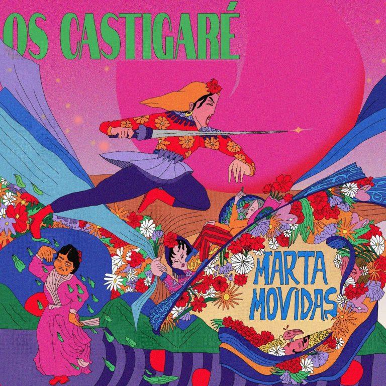 Marta Movidas lanza su primer trabajo «Os Castigaré»