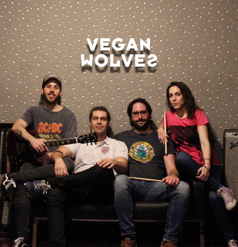 Vegan Wolves llegan con nuevo elepé