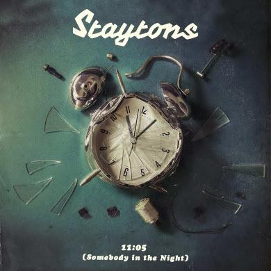 STAYTONS publican su nuevo single «11:05 (Somebody in the Night)»